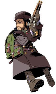 Gunner Male