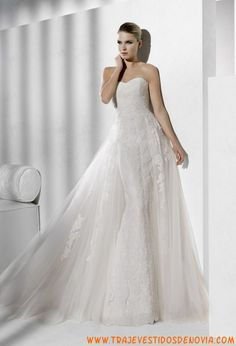 Sidonia  Costura  Vestido de Novia  La Sposa