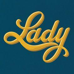 LADY /// Lady /// Truth & Soul Records