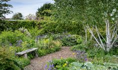 The late Margery Fish's garden in Somerset is a testament to cottage garden style