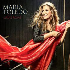 Uñas Rojas album de María Toledo en chalaura.com