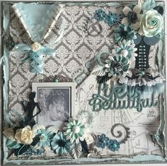 Layout by DT Member Tanya