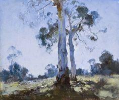 Theodore Penleigh Boyd - The White Gum, 1921
