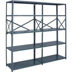 Bolted Shelving, We offer a wide range of shelving in various standard dimensions and sizes to suite your requirements.