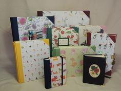 Album foto, quaderni, diari, ricettari, agende da borsa, rubriche...