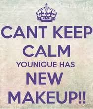 New makeup products coming soon! Get ready!! Coming September 15th! #younique…