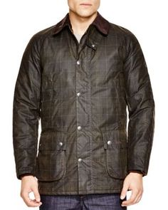 Barbour Hemming Waxed Jacket $245 http://rstyle.me/~7ospF