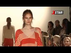 Filippa K Women - Spring/Summer 2012, Stockholm Fashion Week on Star!