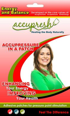 Get The Healing Power of Acupressure in a Patch! Special welcome + offer from Leo Goldberg, CEO of Accupresh, to all the loyal readers of Organic Spa Magazine