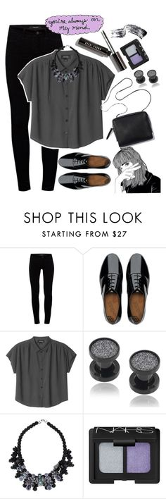 """""""You're Always On My Mind"""" by carmen3601 ❤ liked on Polyvore featuring J Brand, FitFlop, Monki, Misbehave and Ek Thongprasert"""