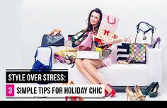 """It's that time of the year again! Oh, the holidays– or as some people like to call it, """"Holi-daze"""" Lifestyle Casual Office Wear, Business Outfits, People Like, World Of Fashion, Capsule Wardrobe, Stress, Holidays, Lifestyle, Chic"""