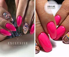 Manicure, Nails, Nail Inspo, Nail Art, Beauty, Nail Bar, Finger Nails, Ongles, Polish