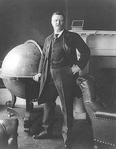 Theodore Roosevelt - HISTORY