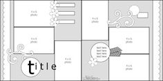 Got Sketch?: 2-page 12x12 Sketches