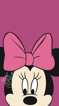 Image shared by ★ Mαяvєℓσus Gιяℓ ★. Find images and videos about cute, pink and wallpaper on We Heart It - the app to get lost in what you love. Mickey Mouse Wallpaper Iphone, Cute Disney Wallpaper, Cute Cartoon Wallpapers, Iphone Wallpaper, Pink Wallpaper, Phone Backgrounds, Wallpaper Backgrounds, Retro Disney, Disney Mickey