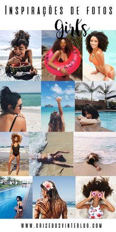Crise dos vinte: Inspiração: fotos para fazer na praia (ou piscina)