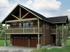 carriage house plan 051g 0077 i cant shake the dream of building - Garage House Plans