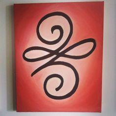 "Zibu symbol meaning ""Begin Anew"""