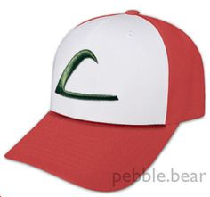 NEW POKEMON ASH KETCHUM TRAINER COSTUME CAP COSPLAY HAT HALLOWEEN SHIP FROM USA