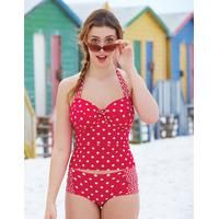 Buy Bravissimo Lille Tankini Top in Red £29.5 from Women's Swimwear range at #LaBijouxBoutique.co.uk Marketplace. Fast & Secure Delivery from Bravissimo online store.