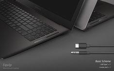 Mainstream Laptop on Behance