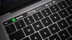 """New MacBook Pros might come with a 'Magic Toolbar' on the keyboard Read more Technology News Here --> http://digitaltechnologynews.com  All signs point to Apple refreshing its Mac lineup next Thursday. As we've detailed all Macs except the 12-inch MacBook are in desperate need of internal updates.  The most important product announcement expected pertains to the MacBook ProRumors suggest Apple will redesign its most powerful laptops with thinner and lighter designs and a new OLED """"touch bar""""…"""