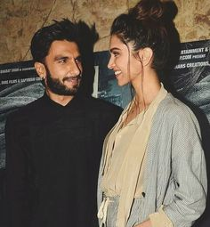 Lol, she's taller tan him Deepika Ranveer, Deepika Padukone Style, Ranveer Singh, Bollywood Couples, Bollywood Stars, Bollywood Fashion, Indian Celebrities, Bollywood Celebrities, Dipika Padukone