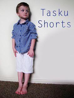 Tasku Shorts Tutorial