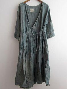 toujours wrap dress