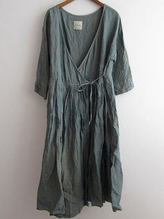 toujours wrap dress