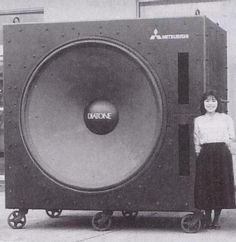 This #sub pushes more air than I can fit in my entire car.