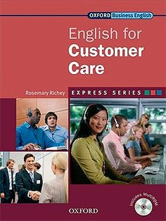 English for presentations cd author marion grussendorf books oxford english for customer care fandeluxe Gallery