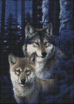 blue wolves 1 * Gallery.ru / Фото #2 - LOBO 2 - marilyn2