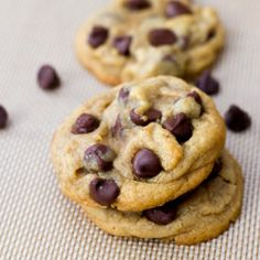 The BEST Chocolate Chip Cookie you'll ever eat, plus 24 more chocolate chip cookie recipes.
