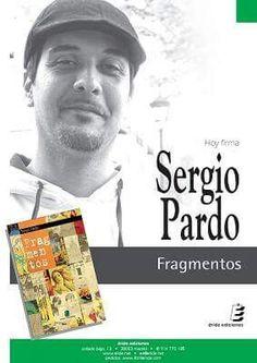 """El miércoles 3 de junio en la Feria del Libro de Madrid firmaré """"Fragmentos"""" en la caseta de Éride Ediciones (caseta 146) en horario de tarde"""