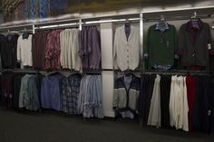 Mens - Nautica Sweaters and Wovens