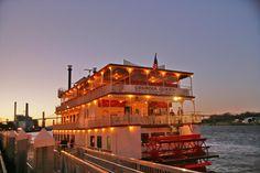 River Street Riverboat in Savannah