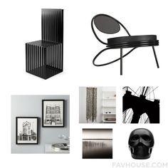 favhouse:  Room Ideas Featuring Dining Chair Gubi Chair Cb2 Wall Art And Cb2 From March 2016 http://ift.tt/1TzwRac  http://ift.tt/1NHKSng