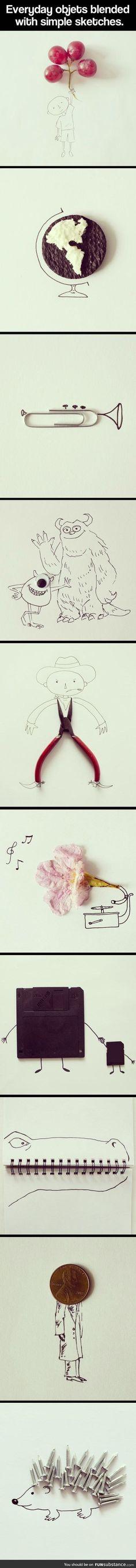 always be creative!!!