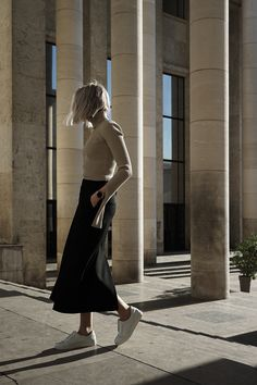 A skirt in Winter: it's Paris | MyDubio
