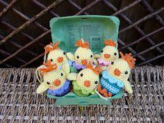Ravelry: Little Chirpy Chicks pattern by Moji-Moji Design