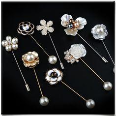 Oblong Brooch Pins Self Adhesive Arts /& Craft Badge Pins Free Delivery lot