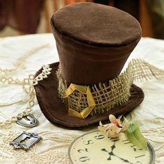 Wacky White Rabbit's Hat from Better Homes & Gardens