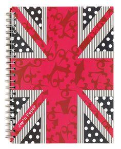 caderno universitário Bandeira Joy www.joypaper.com.br