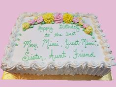 Birthday Cakes, Bakery, Desserts, How To Make, Food, Meal, Anniversary Cakes, Bakery Shops, Deserts