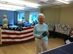 Orchard Cove Summer Olympics 2012 Ping Pong Champion