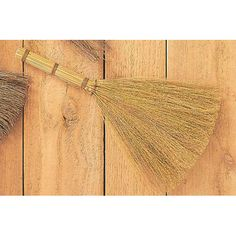 Straw Broom - Natural - 32 inches