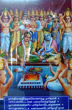 The World's newest photos of sriranganathar Bal Krishna, Krishna Leela, Krishna Love, Krishna Art, Ganesha Art, Lord Krishna, Mysore Painting, Tanjore Painting, Krishna Painting