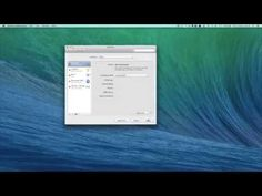 How to setup your different network locations on OSX and quickly swap between them. Easily setup different locations for your network proxy settings. Desktop Screenshot, Channel, Tech, Youtube, Technology