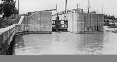 "Historic Photos of Toledo - Lock 49, 1927. An excerpt from ""Historic Photos of Toledo"" by Gregory M. Miller"